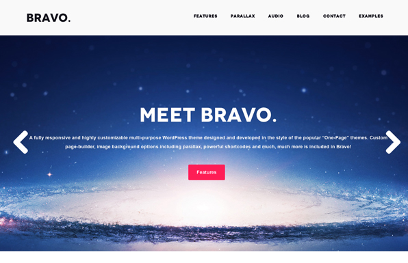 bravo-wordpress-theme